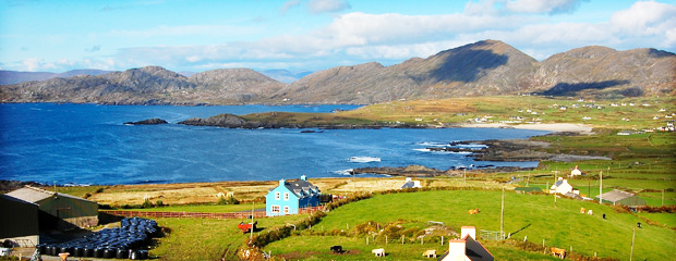 Pays Irlandia