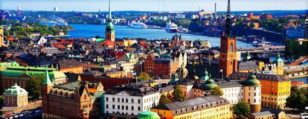 Pays Szwecja