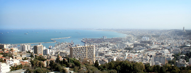 Pays Algieria