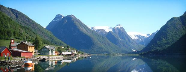 Pays Norwegia